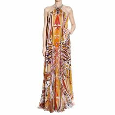 Abito Emilio Pucci 2015 as seen on Kendall Jenner