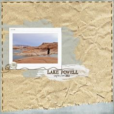 "lake powell 2012 #livdesigns ""brownbagger vol. 4"""