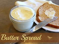 How To Make Soft, Spreadable Butter: Straight from the fridge! Perfect for making garlic bread, flavored butters & more. Healthier too!