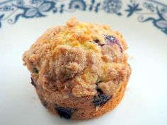 Four years ago I found this recipe and it has been the only one we've made since. These resemble our favorite blueberry muffin mix from Duncan Hines. The ones with the crumb topping and fresh…