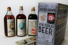 The Melting Pot Brewing Company – Collector Beer Series #packaging