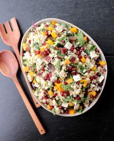 G 1, Aioli, Tzatziki, Couscous, Vegetable Pizza, Cobb Salad, Quinoa, Vegetables, Food