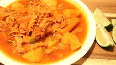 Mondongo Guisado Dominicano|Dominican Tripe Stew|Sabor en tu Cocina|Ep. 73