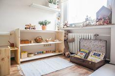 Przestrzeń Nalii – czyli pokój w stylu Montessori