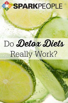Detox Diets: Helpful or Full of Hype? via @SparkPeople