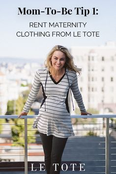 Sign up for as low as $49 a month and rent the maternity clothing you'll need for week 4, week 40 and everything in between. Get your maternity fashion delivered. Sign up for Le Tote Maternity today!