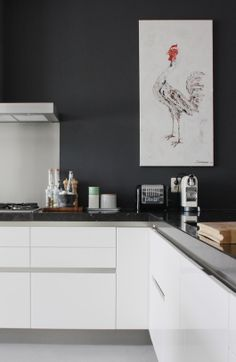 Vivre avec Einstein - une maison hollandaise colorée