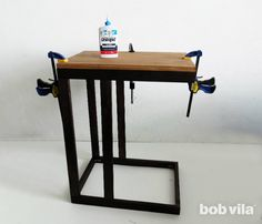 DIY Side Table - Step 11