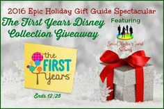 The First Years Disney Collection Giveaway Ends 12/25 ~ Tales From A Southern Mom