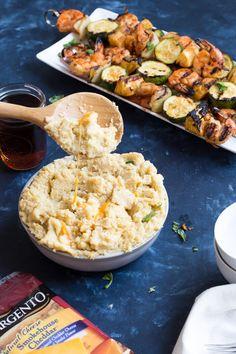 Cheesy Grits & Shrim
