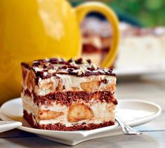 Zdjęcie Tiramisu, Cake, Ethnic Recipes, Sweet, Food, Kitchens, Candy, Kuchen, Essen