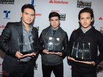 3BallMTY top winner at second annual Billboard Mexican Music Award presentation - read who else won