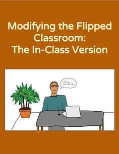 Modifying the Flipped Classroom - You've tried flipping your class, and it didn't go well. Don't give up yet -- with a slight twist, flipping might be possible for you after all. CoP's Jennifer Gonzalez appears as a guest blogger for Edutopia