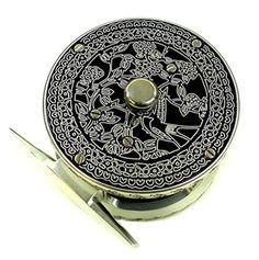 Reel Engraved