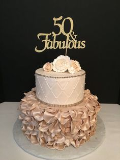 239 Best Cakes - 50th Birthday images in 2019 | Birthday Cakes ...