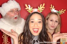"""Santa I know him!"" Holiday Carnival 2015 #holidayparty #teamSerendipit"