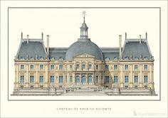 Unknown- Chateau de Vaux-le-Vicomte