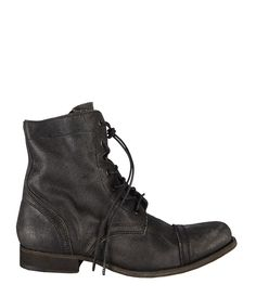 Cropped Military Boots - AllSaints Spitalfields