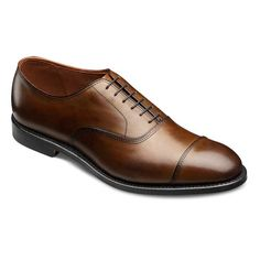 Park Avenue - Cap-toe Lace-up Oxford Men's Dress Shoes by Allen Edmonds. Handcrafted in the USA of fine imported leathers. Allen Edmonds Park Avenue, Allen Edmonds Shoes, Saddle Shoes, Men's Shoes, Dress Shoes, 1920s Mens Shoes, Victorian Shoes, Man Dressing Style, Brown Oxfords