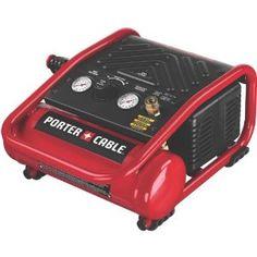 Jobsmart 1 4 Hp 10 Gallon Portable Oil Lubricated