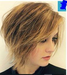 Sarkık kısa katlı saç kesimleri 2017