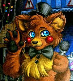 Lil Toy Freddy / FNaF 2 by Mizuki-T-A.devian... on @DeviantArt