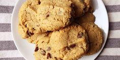 Who doesn't love a warm chocolate chip cookie? This recipe is a huge hit at my house, you wouldn't even know it's gluten free! These cookies are