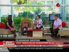 Jubir FPI Munarman Siram Sosiolog Thamrin Tomagola Saat Diskusi di TVOne | 28 Juni 2013