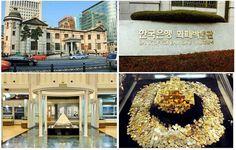 Conheça o Museu da Moeda Coreana em Seul