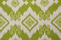 Richloom  Sanateo Printed Polyester Linen Outdoor Fabric in Madori $8.95 per yard