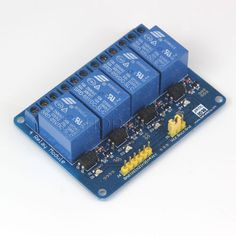 5V 4 Channel Relay Module for Arduino Pic Arm DSP AVR Electronic - 5.5$