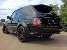Love this Range Rover!