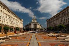 Романтические выходные в Софии