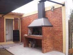 Imagen relacionada Outdoor Oven, Outdoor Cooking, Outdoor Rooms, Outdoor Living, Parrilla Exterior, Kitchen Grill, Garden Bar, Outdoor Kitchen Design, Modern Materials