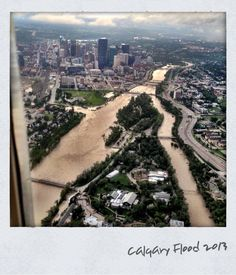 """"""" Continue to be amazed at the pics being posted. Canada Travel, Calgary, City Photo, River, History, Amazing, Nature, June, Photography"""