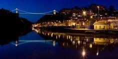 Clifton Suspension Bridge, Bristol, England. http://www.cliftonbridge.org.uk/