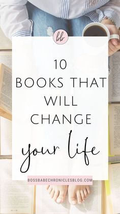 Must-read books that will lead to self improvement and transform your life Inspirational Books To Read, Motivational Books, Personal Development Books, Leadership Development, Positive Quotes For Life Motivation, Mindfulness Books, Relationship Books, Book Suggestions, Study Skills