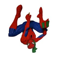 Marvel Spider-man Spidey's Holiday Spirit  Ornament   Available:  October  2015  Price:  $14.95