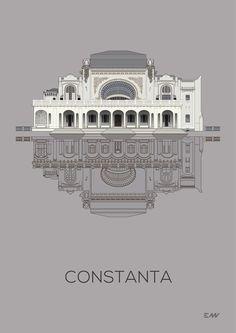 Constanta, Romenia, Casino