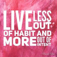 Set intentions to direct your life    #imtentions #goalsetting #designyourlife #creative #creativity #creativemecca #dontbeacookiecutter #coaching #creativitycoach #pinterest