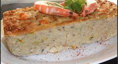 Recette - Terrine de lotte aux crevettes - Notée 4.2/5 par les internautes