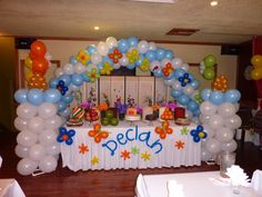Image detail for -Mirtha's Balloon Decorations & Rentals