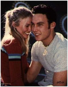 Anita and Drazic - Heartbreak High #90s #grunge #AustralianTV