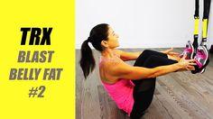 TRX BLAST BELLY FAT #2 - YouTube