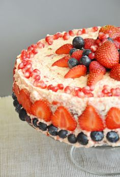 cstrawberry cake