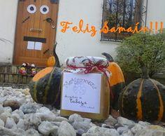 De marmeladas e outras cousas...: Feliz Samaín!!!