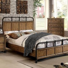 Mcville Bed Collection - CM7558