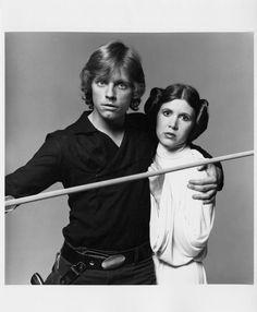 Star Wars / Black & White Photography