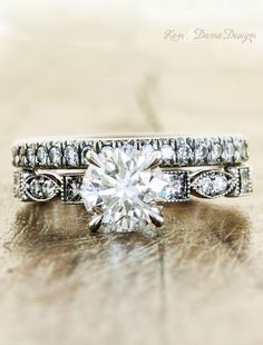 I am absolutely in love with this ring... Would not mind wearing it for the rest of my life I love how it's different