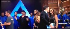 Thirty Seconds To Mars at The Tonight Show With Jimmy Fallon.- 20-08-2014